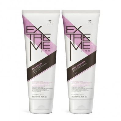 Kit Duo Extreme Liss - Prolonga o efeito liso (Shampoo e Conditioner)