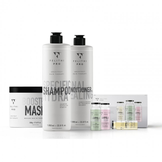Kit Profissional Architect Hair Therapy