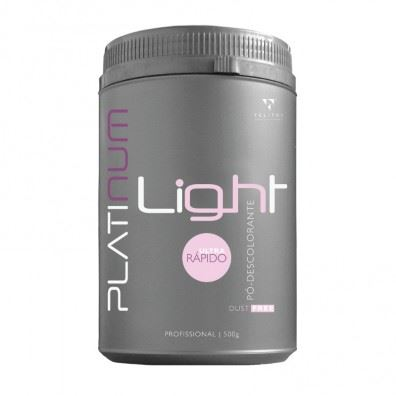 Platinum Light - Pó-Descolorante Ultra Rápido 500g