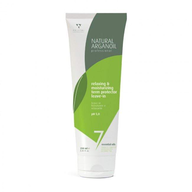 Relaxing & Moisturizing Term Protector Leave-in - 250 ml