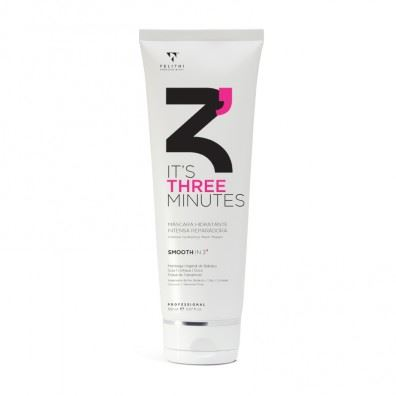 It´s Three Minutes -  Máscara Hidratante Intensa Reparadora 150ml