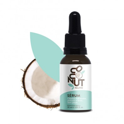 Coconut Sérum - Óleo de Coco 30 ml